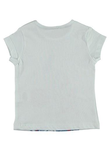 Mininio Tişört Beyaz